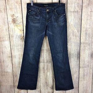 See Thru Soul I Am Frankie Bootcut  Jeans Sz 30